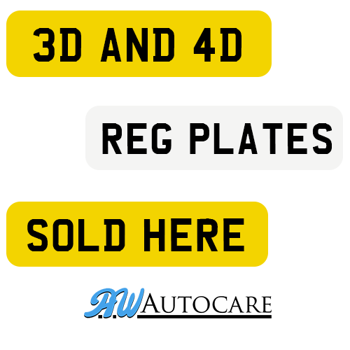 3D and 4D Sold at AW Autocare